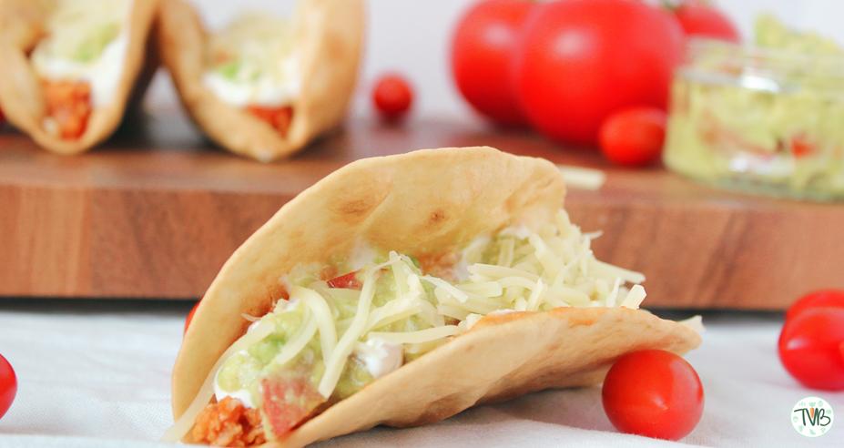Veggie Tacos -Taco kväll (Tacco-Abend)