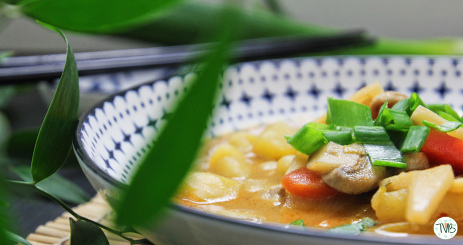 Asia Suppe #vegan