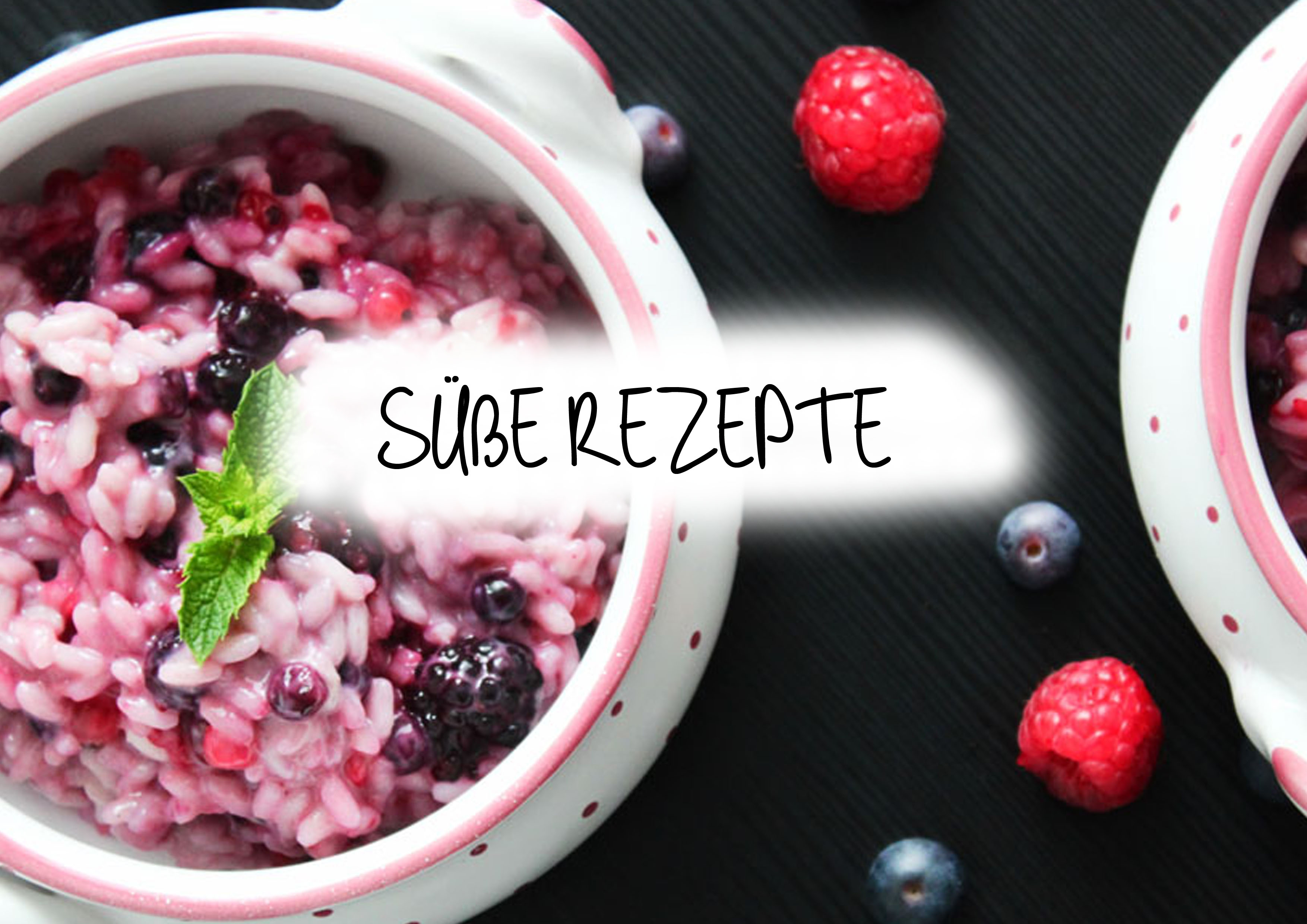 Süße Rezepte