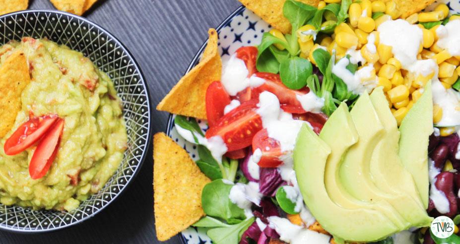 Burrito Bowl #vegan