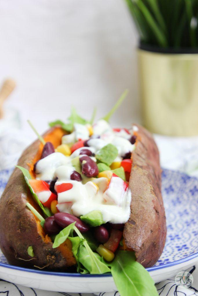 Burrito meets Sweetpotatoe