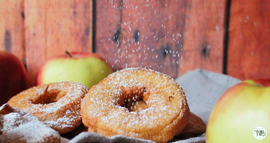 Gebackene Apfel-Spalten #kulinarischekindheitserinnerung