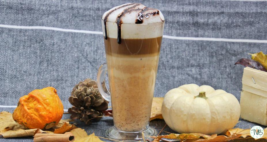 Pumpkin Spice Latte #vegan