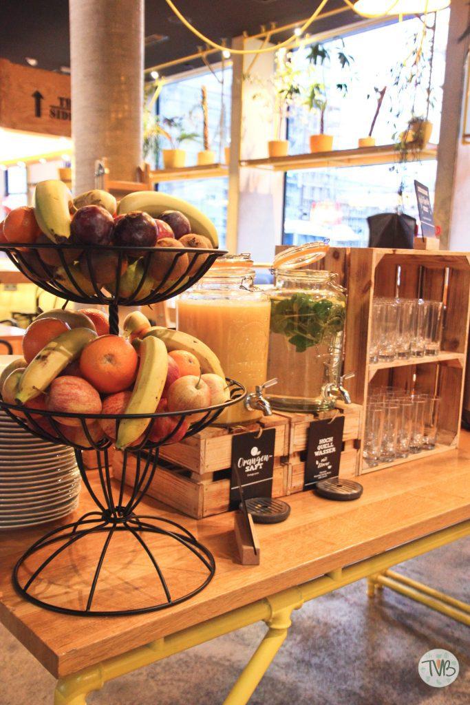 Frisches Obst Gemüse Hotel Schani Wien
