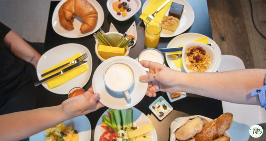 Frühstücken Hotel Schani Wien #frühstückinwien