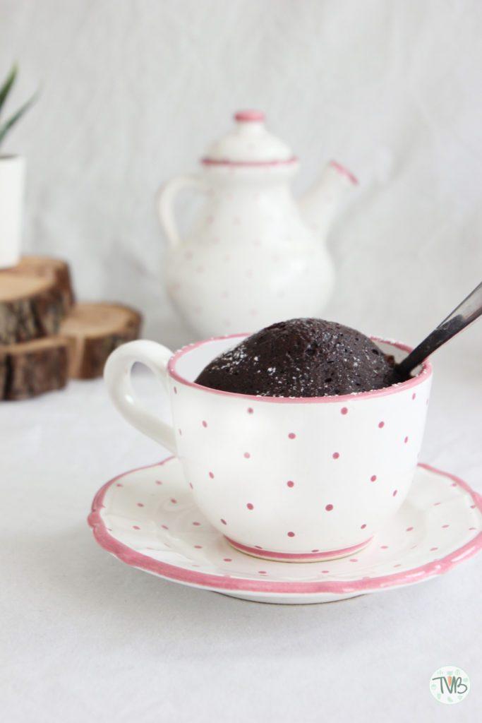 Veganer Tassenkuchen