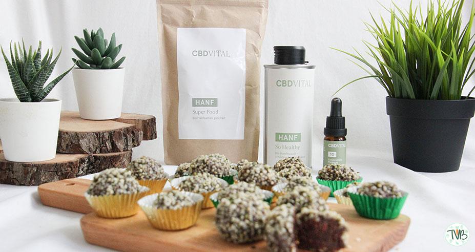 Vegane CBD Schokolade Pralinen – unterwegs entspannen mit CBD Vital