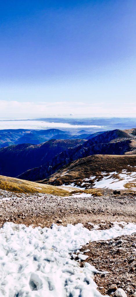 Schneeberg 2020 Niederösterreich über 2000 m